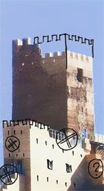 torre castillo Alhama de Murcia